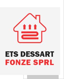 Ets Dessart – Fonze sprl  - Chauffage central mazout et gaz – production d'eau chaude